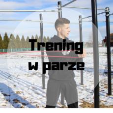 trening w parze